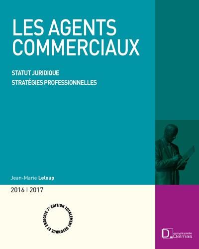Les agents commerciaux (7ème édition)